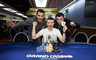 Украинец стал чемпионом главного турнира в Белграде