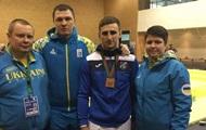 Украинский дзюдоист Хомула завоевал бронзу на Кубке Европы