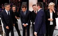 Без НАТО и России. Предвыборные дебаты во Франции