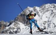 Биатлон: Фуркад выиграл в гонке преследования, украинцы не попали даже в 20-ку