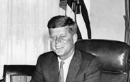 Дневник Кеннеди с похвалами Гитлеру выставлен на аукцион