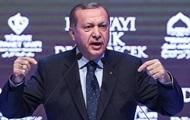 Эрдоган обвинил Меркель в