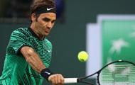 Федерер без боя прошел в полуфинал турнира в Индиан-Уэллсе