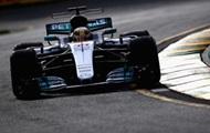 Гран-при Австралии: Хэмилтон показал лучшее время второй практики