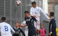 Хачериди отметил возвращение на поле голом за Динамо U-21