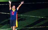 Хави хотел бы поработать тренером Барселоны