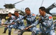 Китай в пять раз увеличит численность морской пехоты