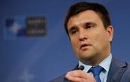 Климкин: Союзники не будут воевать за Украину