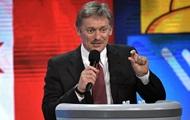 Кремль не намерен бойкотировать Евровидение в Киеве