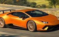 Lamborghini показала сверхбыстрый суперкар