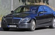 Mercedes-Benz S-Class рассекретили до презентации
