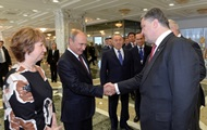Москва: Путин и Порошенко в постоянном контакте