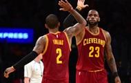 НБА: Финикс проиграл в Бостоне, победы Кливленда и Голден Стэйт