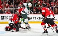 НХЛ: Чикаго переиграл Миннесоту, Даллас разгромно проиграл Сан-Хосе
