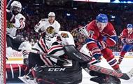НХЛ: Чикаго увез победу из Монреаля, Вашингтон победил Миннесоту