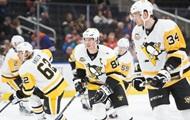 НХЛ: Питтсбург уверенно обыграл Флориду, Чикаго вышли в плей-офф