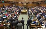 Парламент Британии принял закон о Brexit