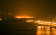 Пожар на столичных Осокорках ликвидирован – ГСЧС