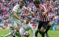 Примера: Реал одержал нелегкую победу над Атлетиком, Сосьедад уступил Алавесу