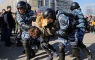 Протесты в Петербурге: задержаны более 130 человек
