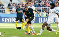 Серия А: Калинич принес победу Фиорентине, Интер забил семь голов Аталанте