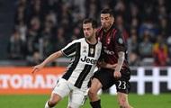Серия А: Ювентус вырвал победу у Милана, Дженоа проиграла Сампдории