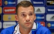 Шевченко: Надеюсь, что у сборной Хорватии будут потери