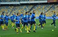 Шевченко назвал окончательный список футболистов на матч с Хорватией