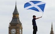 Шотландия назвала сроки проведения референдума о независимости