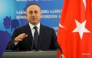 СМИ: Глава МИД Турции отменил визит в Швейцарию