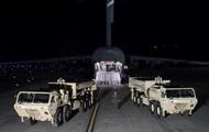 США начали развертывание ПРО в Южной Корее
