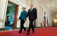 Трамп пошутил о прослушке Меркель ЦРУ