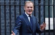 Туск повторно избран главой Евросовета