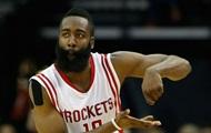 Уэстбрук и Харден побили рекорд НБА 40-летней давности