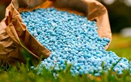 Украина увеличила импорт азотных минудобрений из РФ