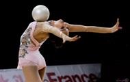 Украинские гимнастки завоевали три медали на Гран-При во Франции