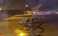 В аэропорту Сингапура столкнулись самолеты