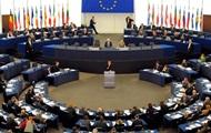 В Европарламенте примут резолюцию по Крыму