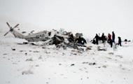 В горах Уэльса разбился вертолет: пятеро погибших