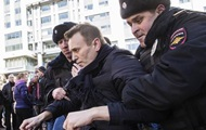 В России арестовали Навального