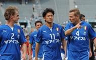 Японец Миура стал самым возрастным автором гола в профессиональном футболе