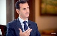 Асад хочет получить у России новейшее ПВО