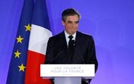 Фийон признал поражение на выборах во Франции