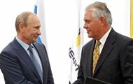 Кремль: Встречи Тиллерсона и Путина не будет