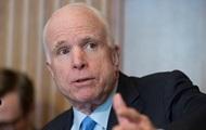 Маккейн: Трамп отчасти виновен в химатаке в Сирии