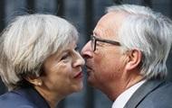 Мэй ожидает тяжелых переговоров с ЕС по Brexit