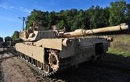 На танках США в Европе меняют камуфляж