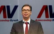 На выборах в Сербии побеждает Вучич – exit poll