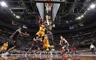НБА: Кливленд уступил Атланте, поражения Хьюстона и Оклахомы