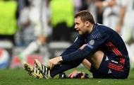 Нойер сломал ногу в матче против Реала